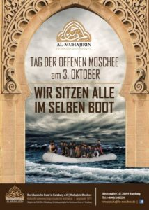 Read more about the article [:de]Tag der offenen Moschee[:]
