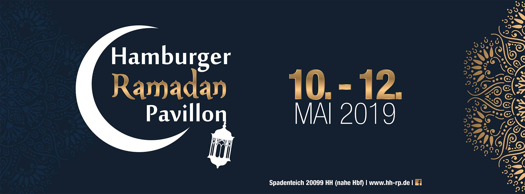 Hamburger Ramadan Pavillon 2019