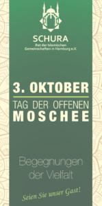 Read more about the article [:de]3. Oktober: Tag der offenen Moschee – Begegnung der Vielfalt[:]