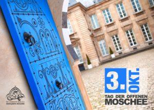 3. Okt: Tag der offenen Moschee